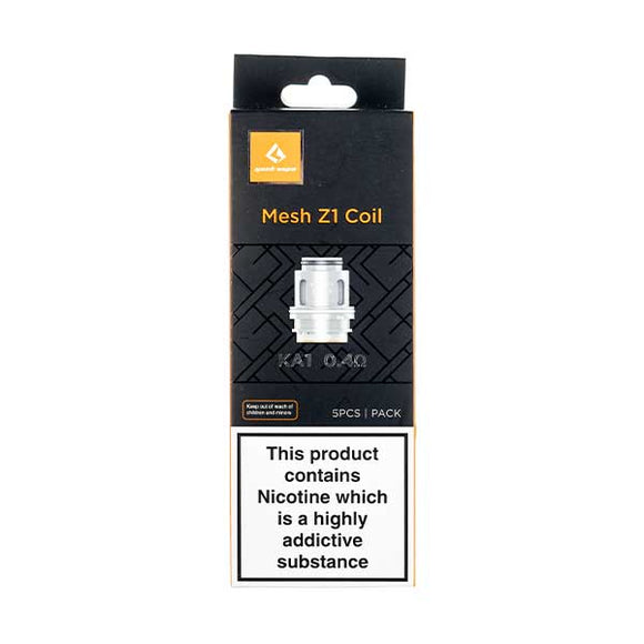 Zeus Replacement Coils by Geek Vape