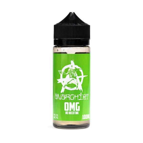 Anarchist Green 100ml Short Fill E-Liquid
