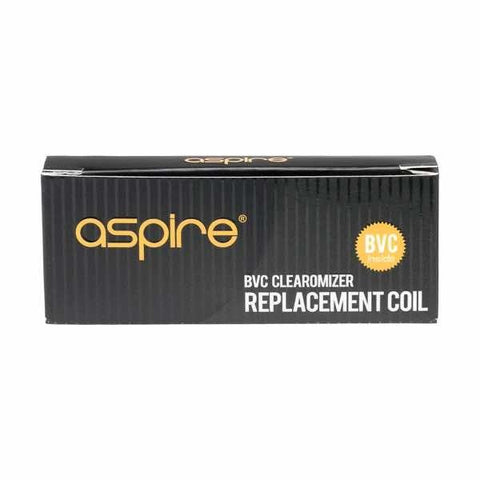 Aspire BVC (Bottom Vertical Coil) Replacements