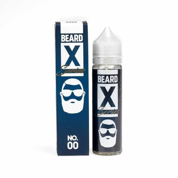 Beard Vape – No.00 50ml Shortfill E-Liquid