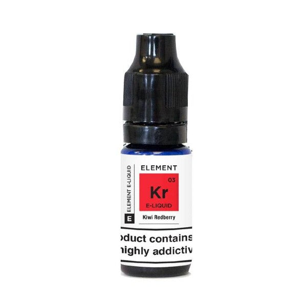 Kiwi Redberry 50/50 E-Liquid by Element