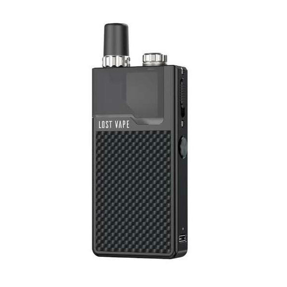 Orion Q Pod Kit by Lostvape - Black Weave