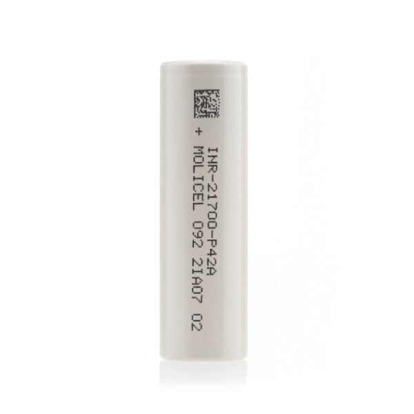 P42A 21700 INR 4200mAh Battery by Molicel