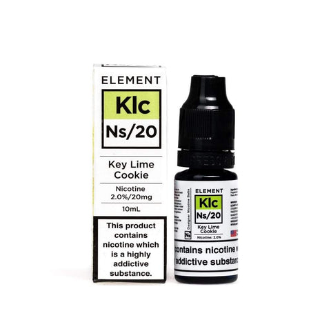 NS20 Element Key Lime Cookie E-Liquid