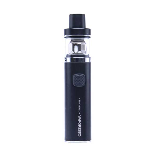 Sky Solo Vape Kit in black