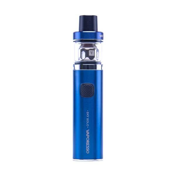 Sky Solo Vape Kit in blue