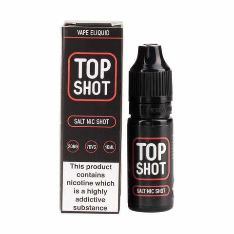 Top Shot Nicotine Salt Shot