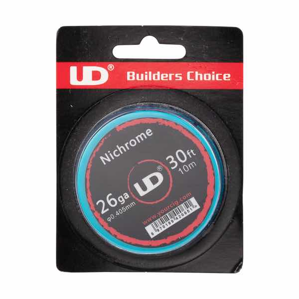 UD NiChrome Wire Reel Gauge - 30ft