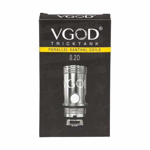 Trick Tank Coils - 5 Pack by Vgod