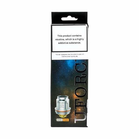 Voopoo UForce U2 Replacement Coils 0.4ohm (5 Pack)
