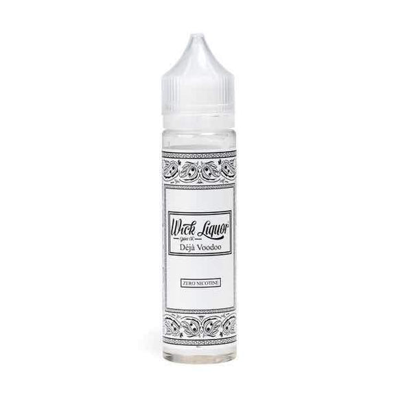 Wick Liquor Deja Voodoo Big Block 50ml Short Fill E-Liquid