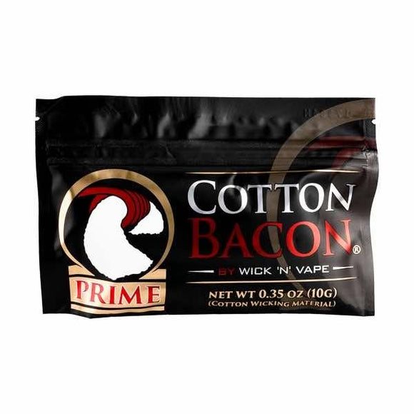 Wick 'N' Vape - Cotton Bacon Prime