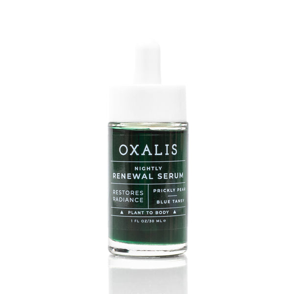 NEW! NIGHTLY RENEWAL FACIAL SERUM