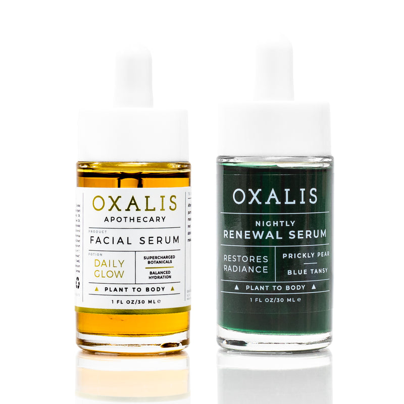 FACIAL SERUM DUO