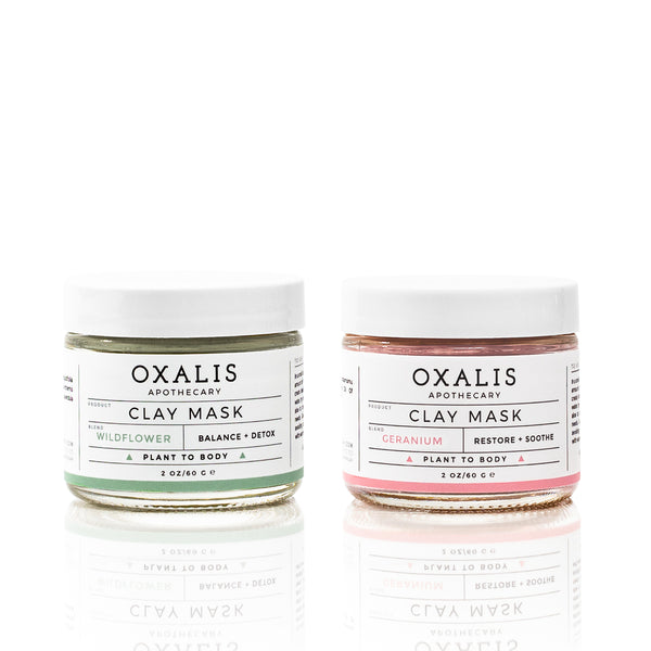 CLAY MASK DUO