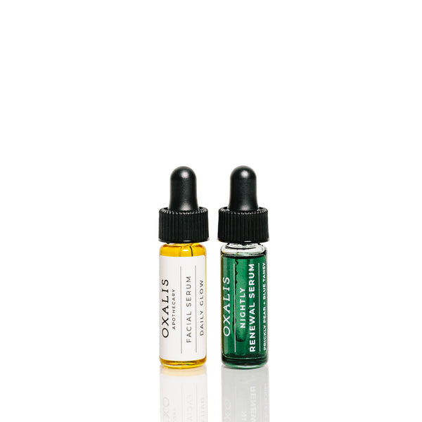 FACIAL SERUM DUO SAMPLES