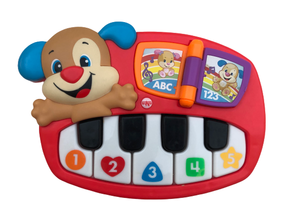 Laugh & Learn Puppy's piano