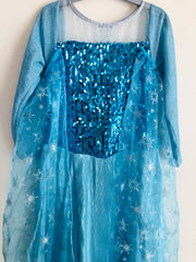 Hand made Costume / Elsa - Frozen