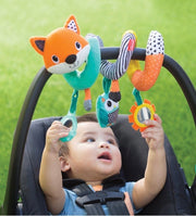 Fox Spiral Activity Toy