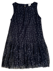Occasion Tulle Dress with Glitters - NEW