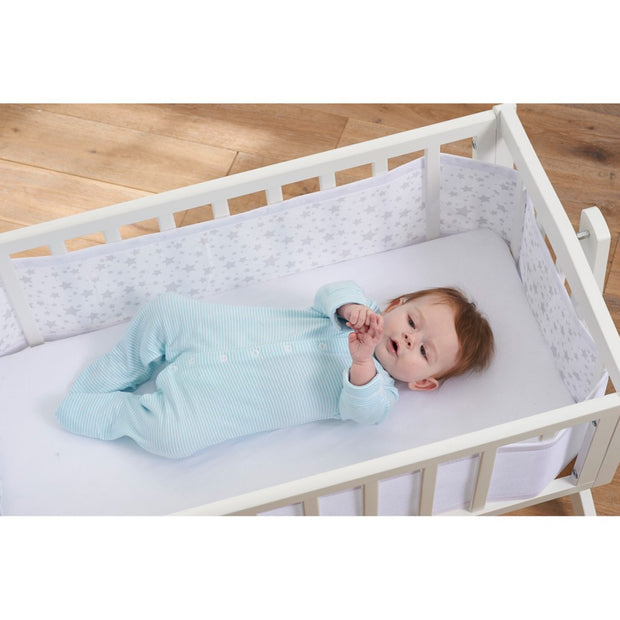 Breathable® Mesh Crib Liner