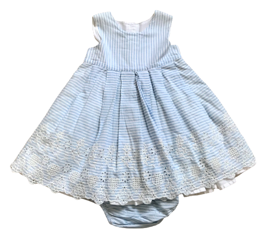 Dress + Diaper cover
