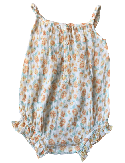 Pineapple Rompers - NEW