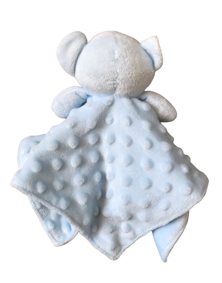 Bear Plush Toy with Comforter