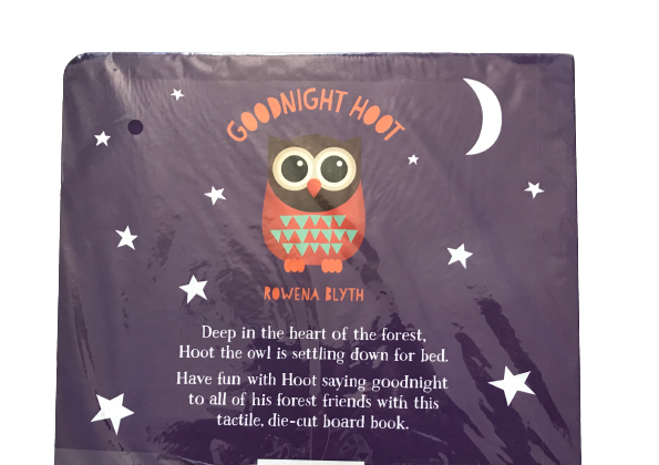Goodnight Hoot - NEW
