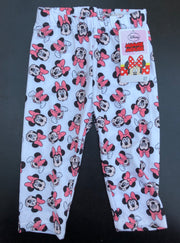 Leggings / Minnie Mouse - NEW