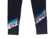 Leggings with Sequins motif