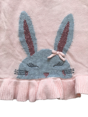 Bunny Sweater and Hat