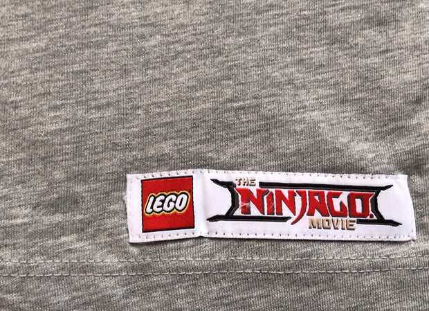 T-Shirt with Reversible sequins / Lego Ninjago - NEW