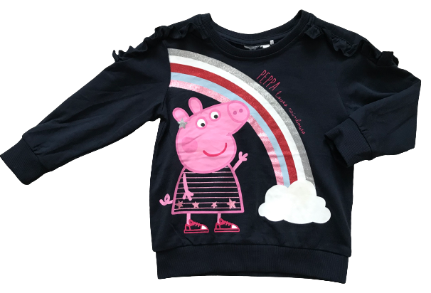Lightweight Sweatshirt / Peppa Pig