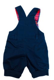 Polo and Dungarees set