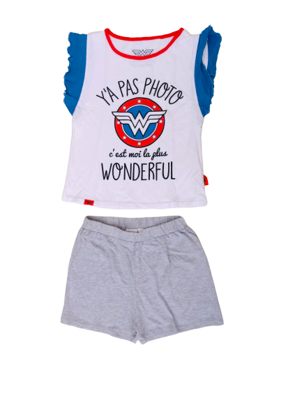 Pyjama set / Wonder Woman