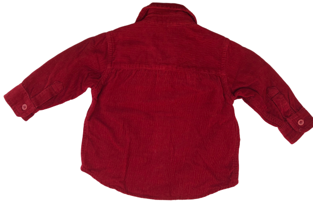 Winter Corduroy shirt