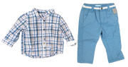 Set of 2 : Shirt + Trousers