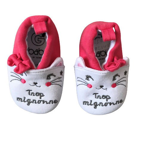 Cat Soft soles Shoes / Slippers