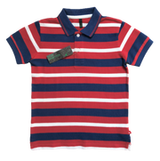 Striped Polo - NEW