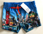 Set of 2 Swim trunks / Ninjago - NEW