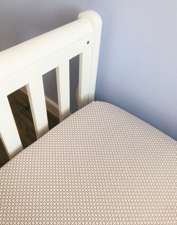 Crib/ Toddler Bed Fitted Sheet
