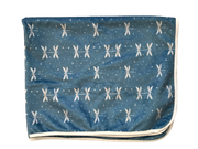 Blue Dragonfly Washable Travel Changing Mat