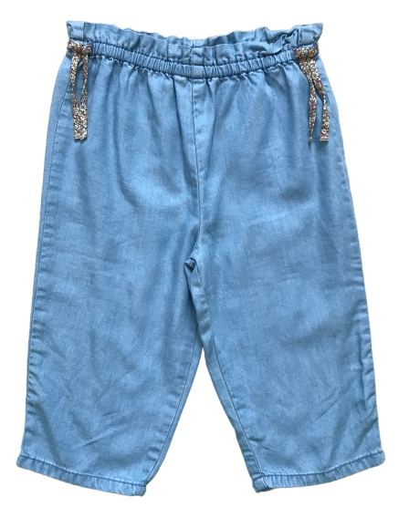 Light Chambray trousers