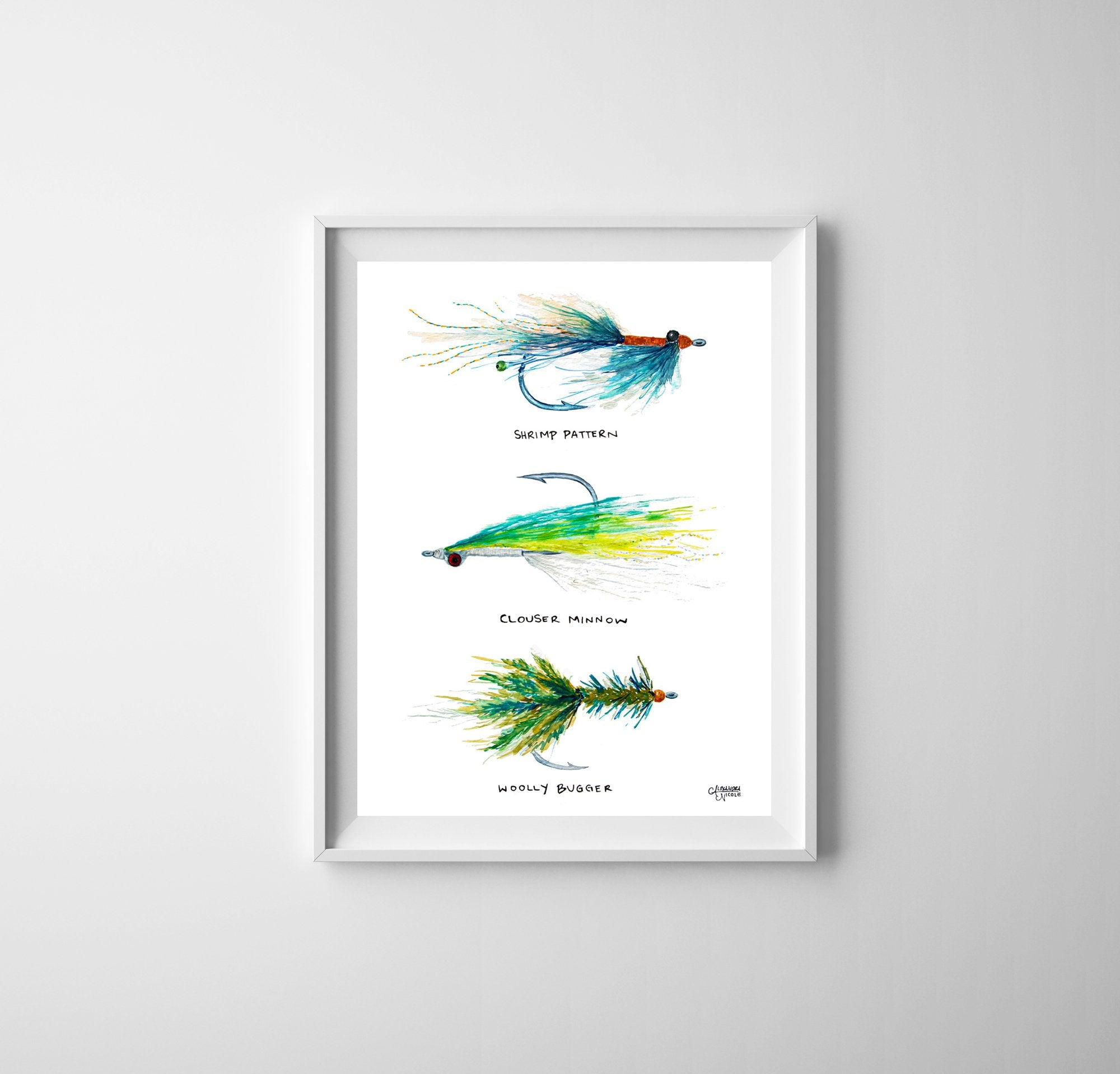Fly Fishing Gift for the Fisherman or FisherWoman