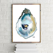 Load image into Gallery viewer, Oyster Shell Art Print