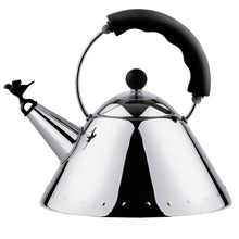 Load image into Gallery viewer, Alessi Michael Graves Kettle in Black 9093 B