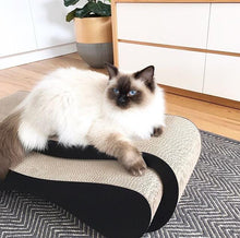 Load image into Gallery viewer, D&C Lifestyle Ziggi Cat Scratcher and Lounge Lifestyle