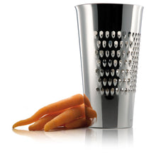 Load image into Gallery viewer, Eva Solo Grating Bucket Kitchen Grater vertical with carrots