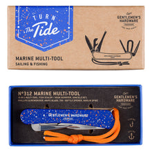 Load image into Gallery viewer, GENTLEMANS HARDWARE Marine Multi Tool Main 3